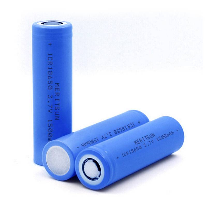 rechargeable lithium ion battery cells wholesale for electric vehicles MERITSUN-1