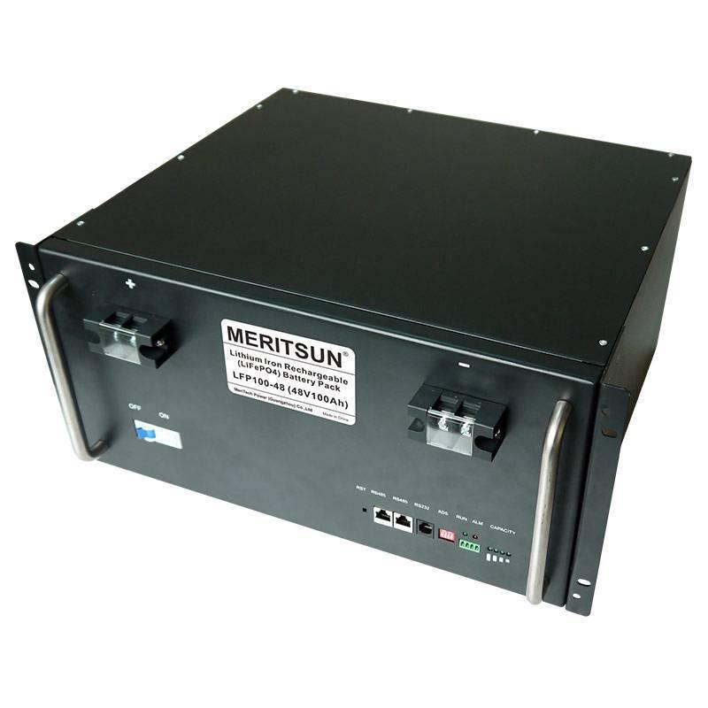 solar energy storage system ess 48v system MERITSUN