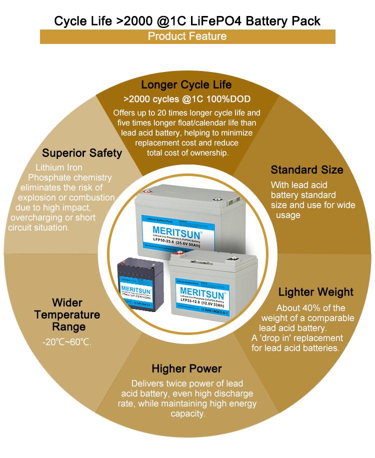 APP Bluetooth Control 12V 100Ah Solar Li-ion Lipo LiFePO4 Lithium Battery Pack-3