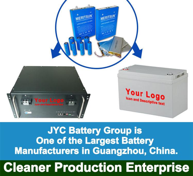 lifepo4 battery price 200ah 100ah lifepo4 battery pack MERITSUN Warranty
