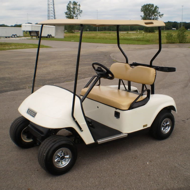lithium batteries in golf carts