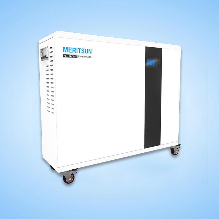 10 Years Warranty 6000 Cycle Life 5Kwh Power House Lithium ion Battery 48v 100ah Solar Battery with LCD Display