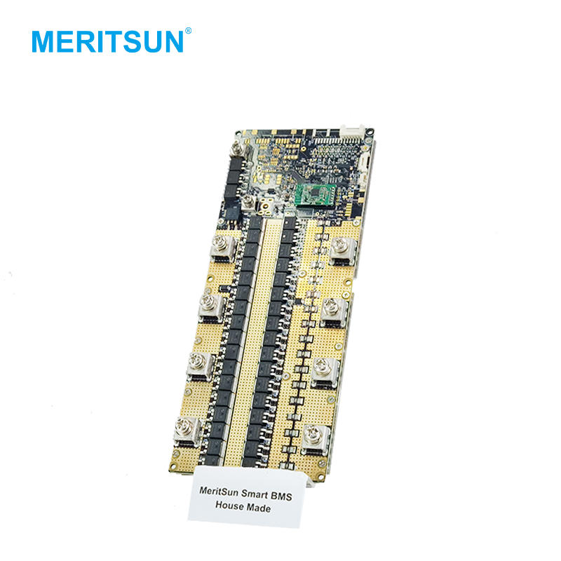 High Quality 3S 4S 8S 15S 16S 12V 24V 48V BMS lifepo4 for lithium ion battery pack With Balance