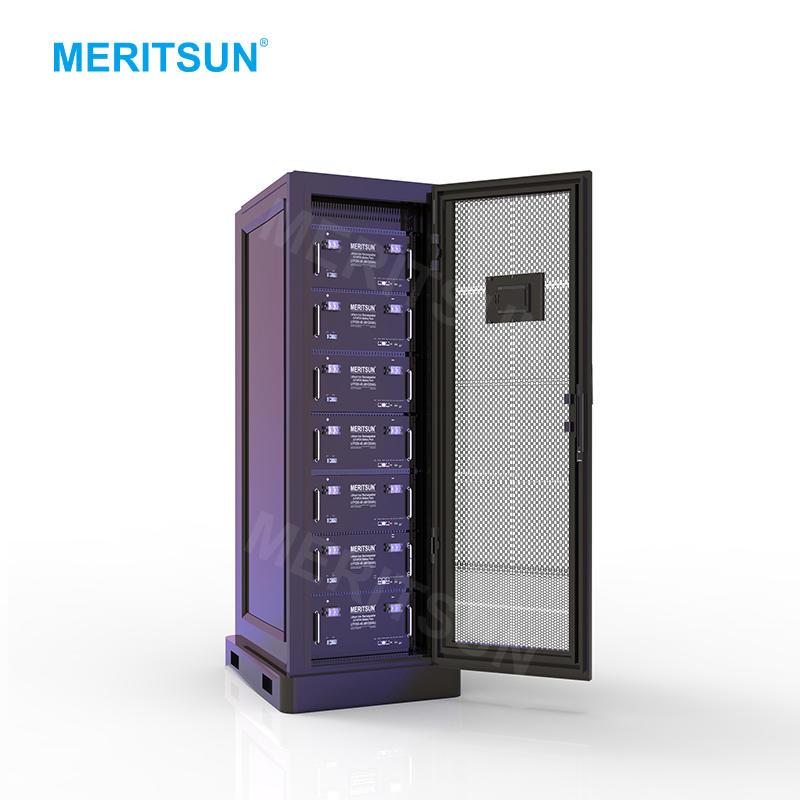 MeritSun Energy Storage Power Supply Battery 200 Ah 48V Solar Lithium Battery pack