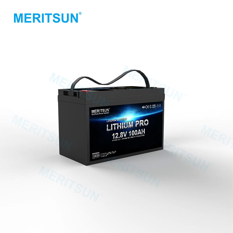 High Quality 12V lithium ion battery pack design For RV Camping Car Golf Carts Resist Vibration Module 100Ah Customize Battery