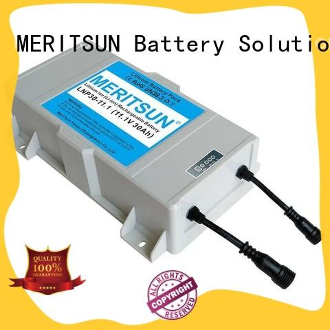 energy saving lithium battery for solar lights customized for garden