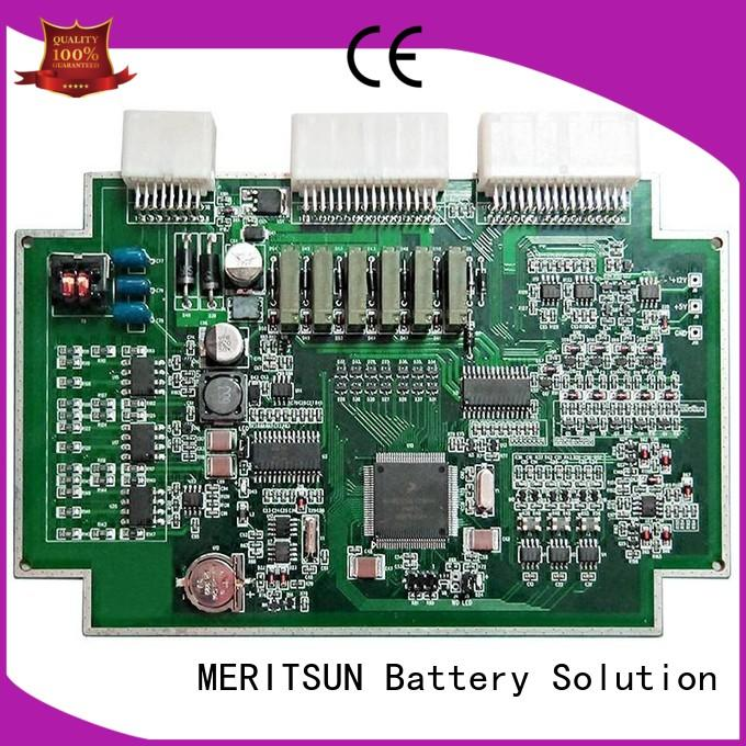 MERITSUN bms lithium bms manufacturer for data recording