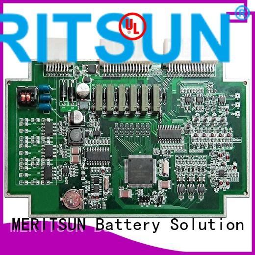 bms pcba bmu battery management unit bmu pcba MERITSUN Brand company