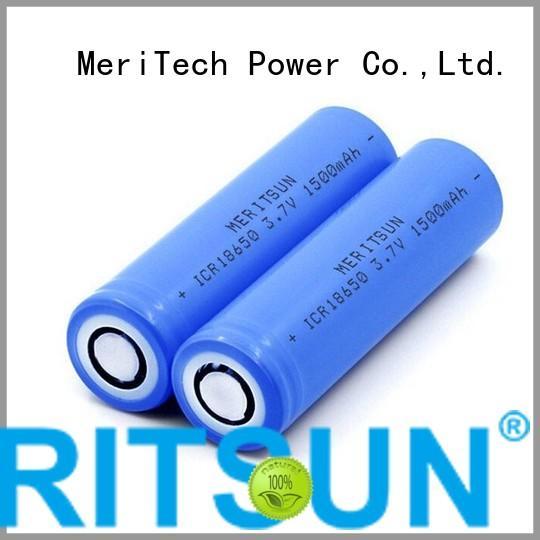 cell lithium ion battery cells lifepo4 battery MERITSUN Brand