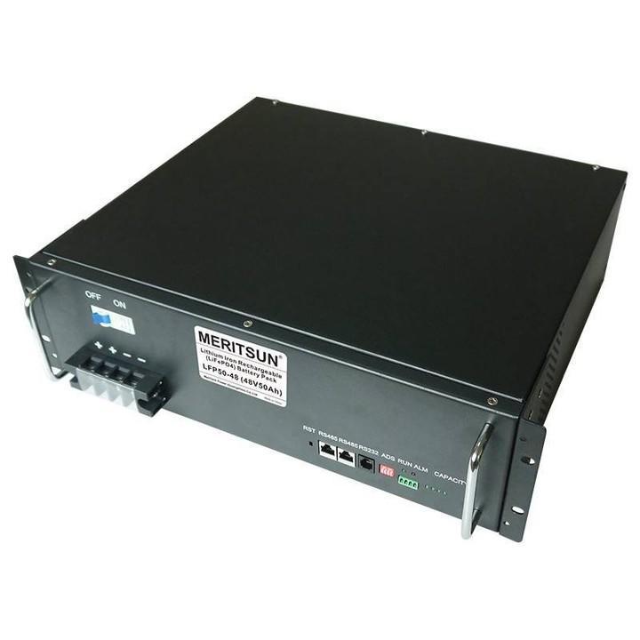 storage lifepo4 battery energy storage system energy MERITSUN