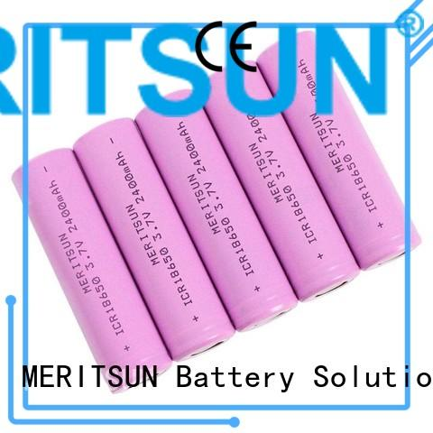 long cycle life 3.7 volt lithium ion battery manufacturer for flashlight