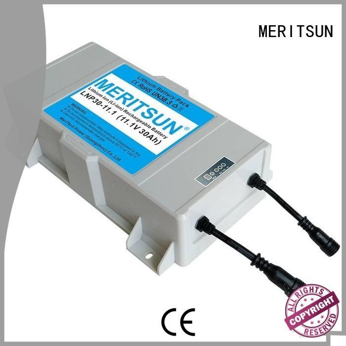 MERITSUN solar street lights for sale customized for roadway