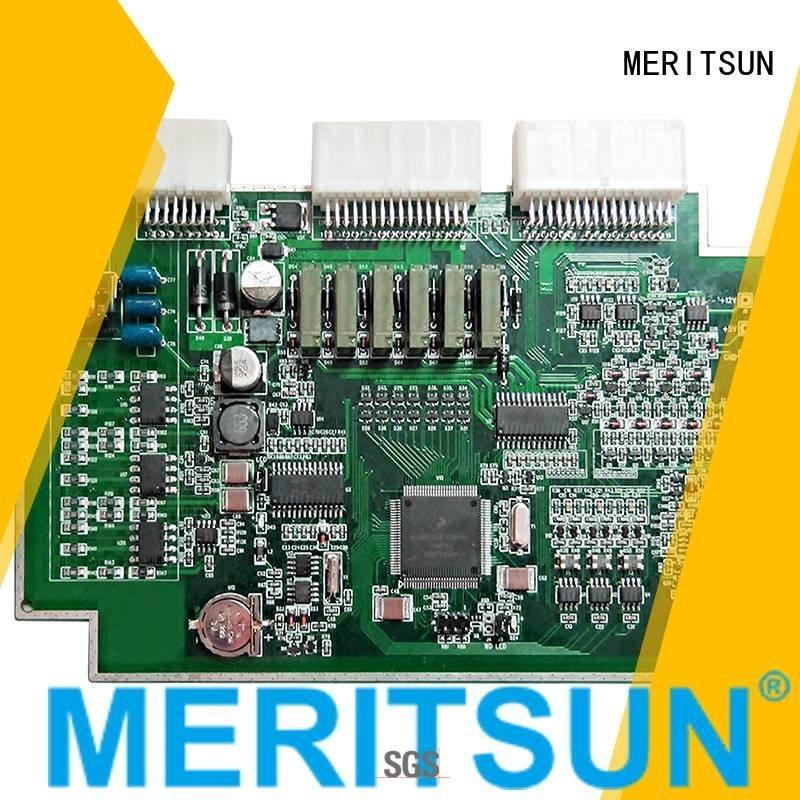 MERITSUN Brand pcba bmu printed circuit board assembly bms bms