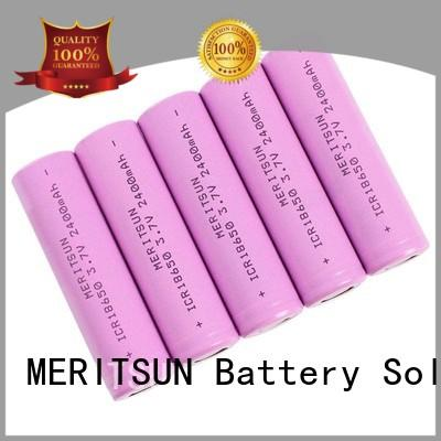 long-run cost icr 18650 battery customized for telecom