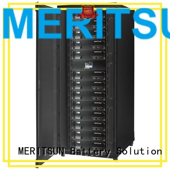 Wholesale 50ah 48v battery energy storage system MERITSUN Brand