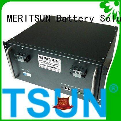 solar energy storage system 48v storage OEM battery energy storage system MERITSUN