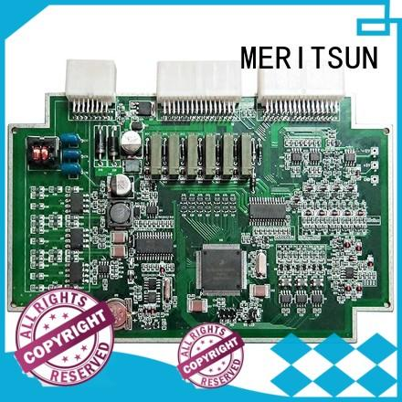 MERITSUN pcba lithium ion bms factory direct supply for prolong the life of battery
