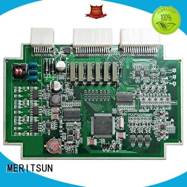 MERITSUN professional pcb assembly services factory direct supply for cell balancing