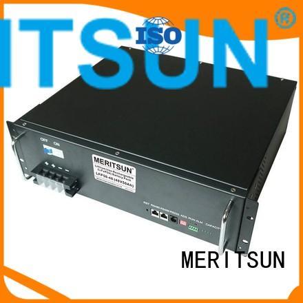 iron Custom lifepo4 battery battery energy storage system MERITSUN system