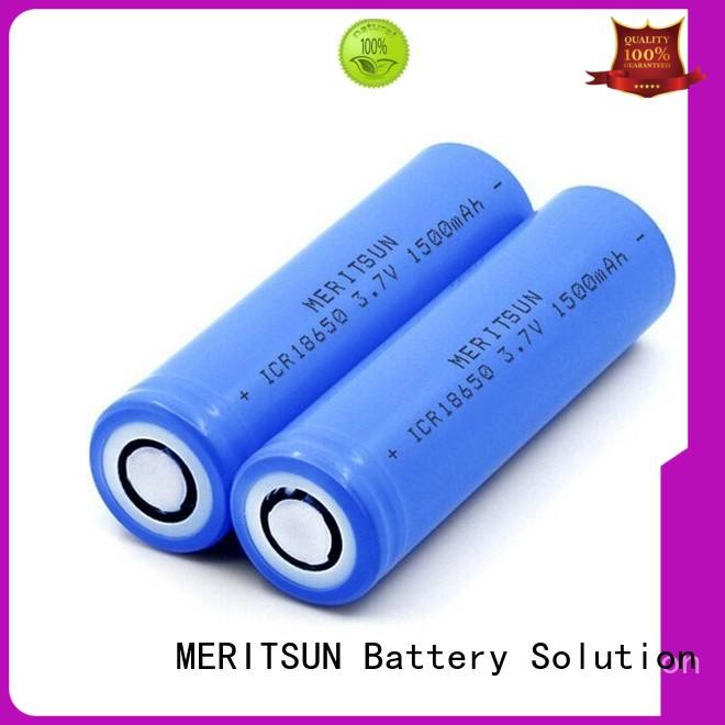 reliable icr 18650 battery customized for power bank