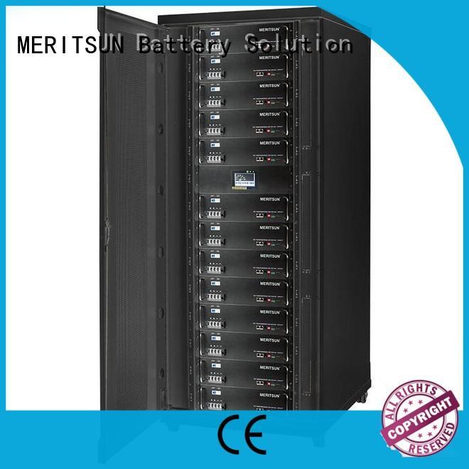 home energy storage system solar for residential MERITSUN