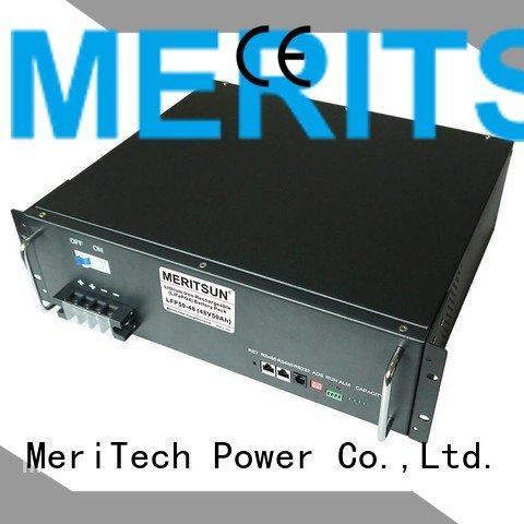system phosphate MERITSUN solar energy storage system