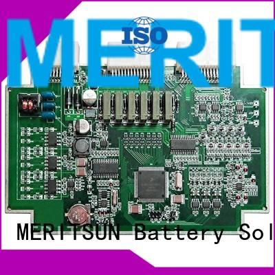 Hot battery management unit bms MERITSUN Brand