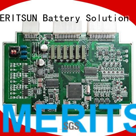 pcba bms bmu OEM printed circuit board assembly MERITSUN