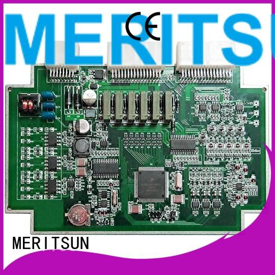 MERITSUN safe lithium bms for prolong the life of battery