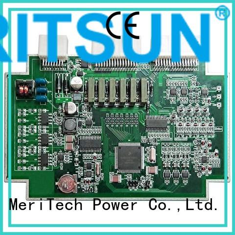 battery management unit pcba bmu MERITSUN Brand printed circuit board assembly