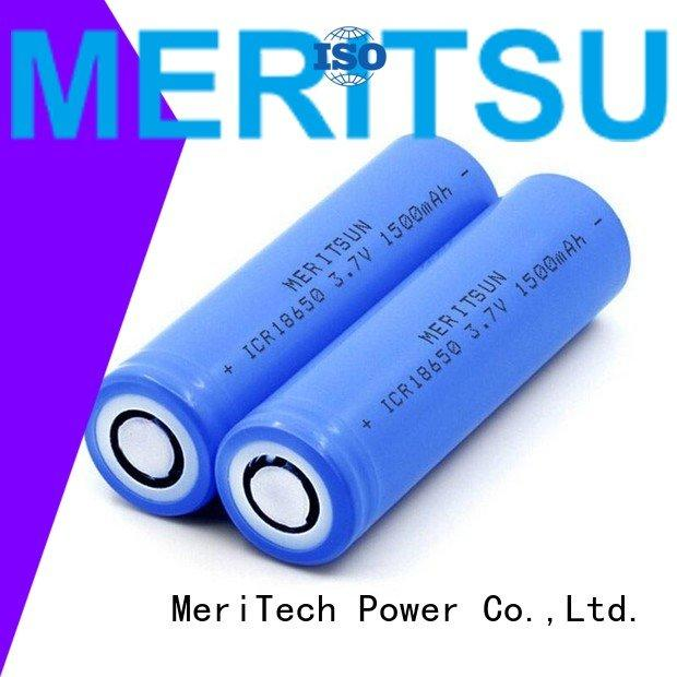 36v 37v li ion battery cell MERITSUN Brand
