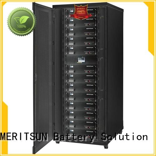 MERITSUN stable commercial energy storage systems factory direct supply for residential