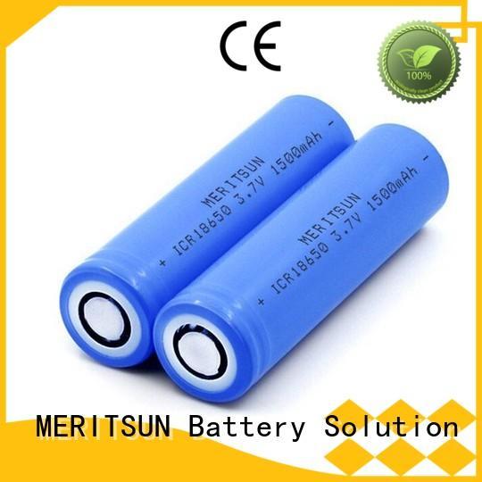 environment friendly high drain battery customized for flashlight