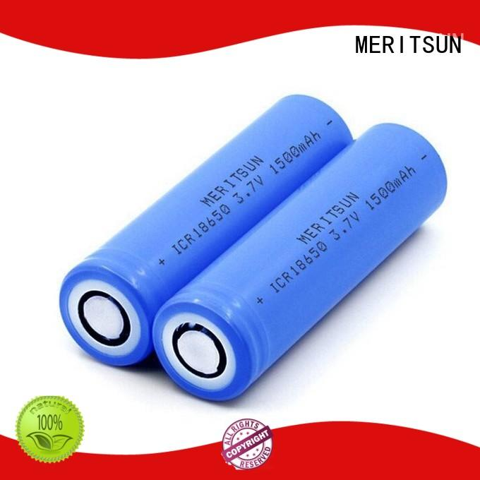 rechargeable 18650 lithium cells customized for solar