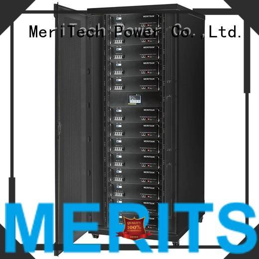 MERITSUN lifepo4 lithium energy storage system price for residential