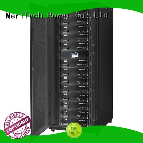 MERITSUN solar commercial energy storage systems factory direct supply for commercial