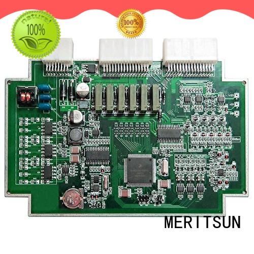 MERITSUN bms battery management system manufacturer for cell balancing
