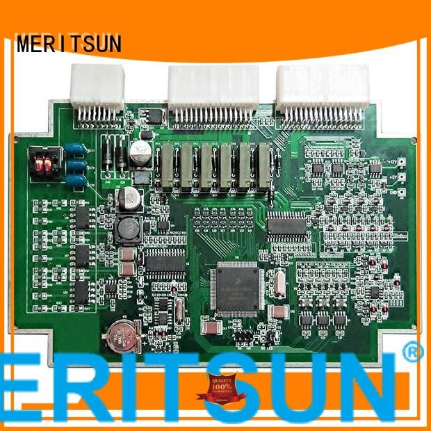 MERITSUN Brand bmu pcba bms printed circuit board assembly