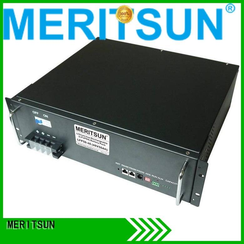 MERITSUN Brand lithium ess solar energy storage system storage supplier