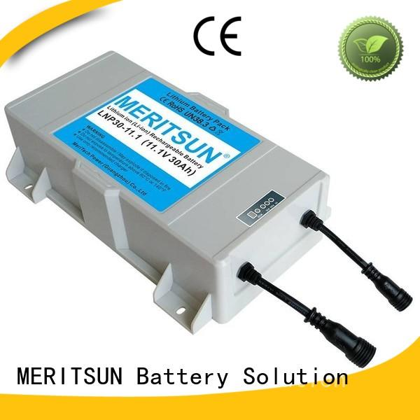 MERITSUN affordable solar street light suppliers customized for garden