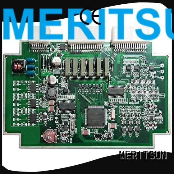 pcba battery management unit bmu for data recording MERITSUN