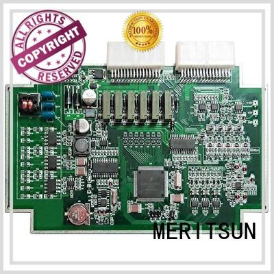 MERITSUN pcba lithium ion bms customized for data recording