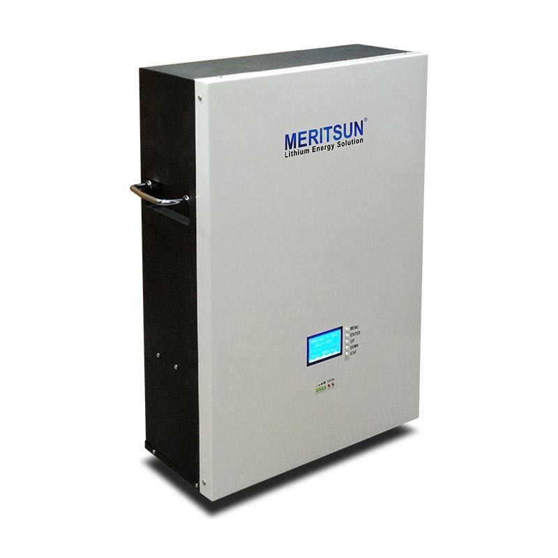 7kWh Tesla Powerwall Lithium Battery 48V 140Ah With 3K 5K Hybrid Inverter ON Off Grid for Home Solar Power System