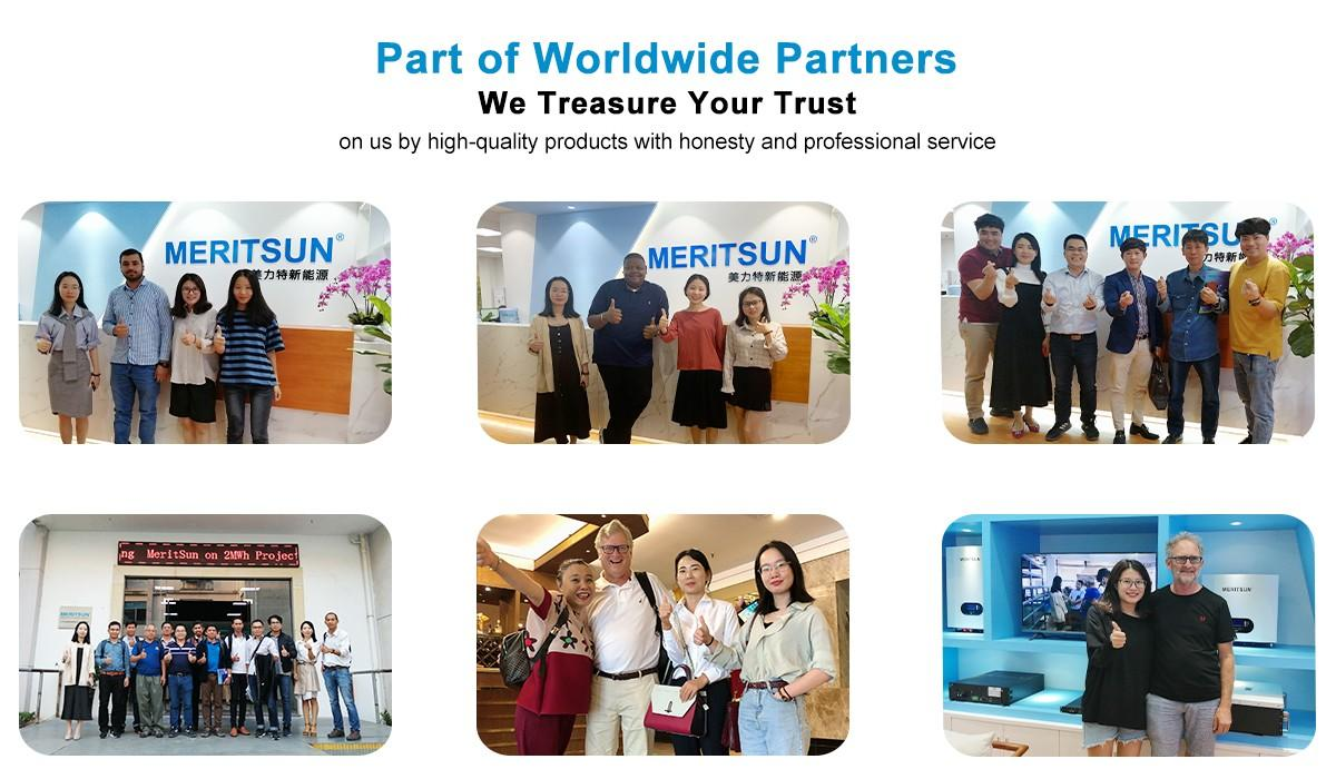 MERITSUN commercial energy storage systems manufacturing for base transceiver station