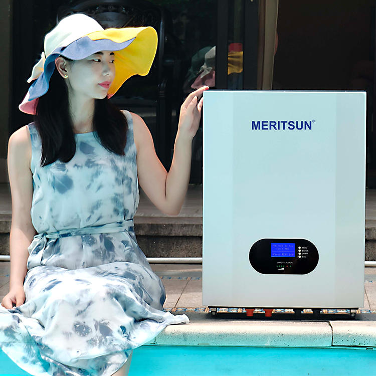 Patented Technologies 48V 100Ah 5KWh Lithium LiFePO4 Battery and Hybrid Grid Tesla Powerwall Home Solar Power System