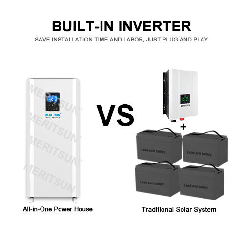 5Kwh Power House Built-in Inverter BMS Rechargeable Battery 48v 100ah Lithium Battery with WiFi APP Control