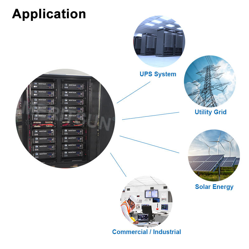 Telecom / Solar Energy Storage Lithium Battery System