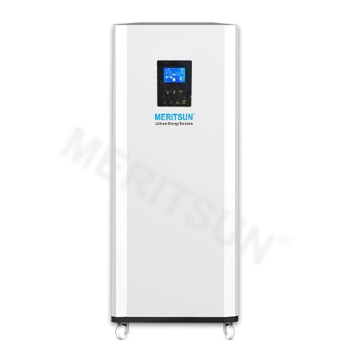 Portable Design Built in Inverter BMS 5Kwh Power House 48v 100ah Lifepo4 Battery