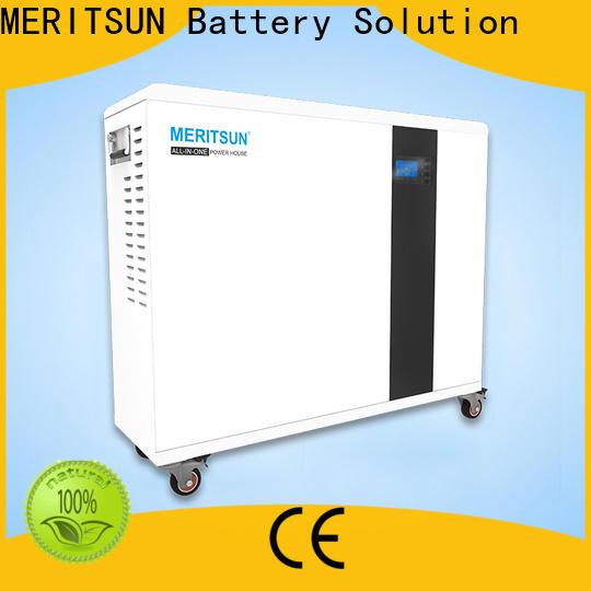 MERITSUN house power battery wholesale for home appliances