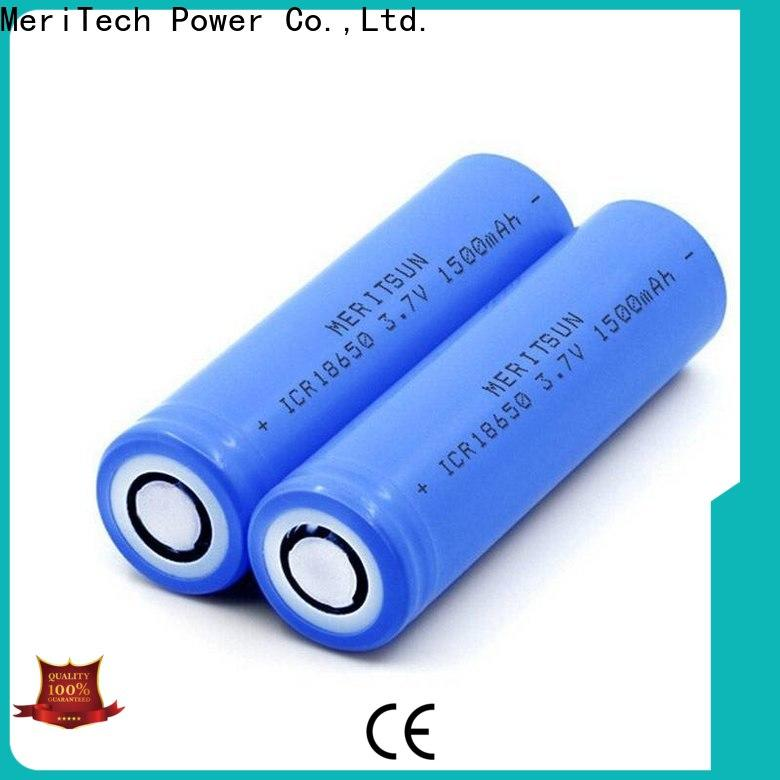 MERITSUN top small lithium ion battery manufacturer for telecom